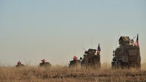 TSK ve ABD'den Fırat'ın doğusunda üçüncü kara devriyesi