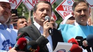 """Türkiye Kamu-Sen Başkanı, TBMM'de """"Memur Paketi"""" hazırlanmasını istedi"""