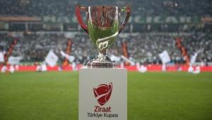 Ziraat Türkiye Kupası'nda kura çekiminin ardından