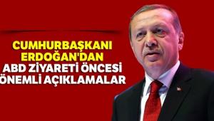 Cumhurbaşkanı Erdoğan: 'DEAŞ'lıları iade etmeye başladık'