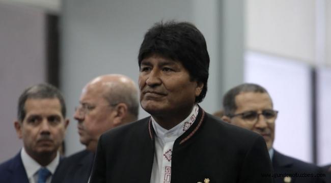 'Evo Morales, Meksika'nın iltica teklifini kabul etti'