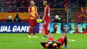 Galatasaray'ın Avrupa'daki 100. galibiyeti yine gelmedi