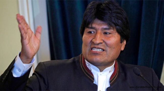 """İstifa eden Morales, hakkındaki tutuklama emrini """"yasadışı"""" olarak nitelendirdi"""