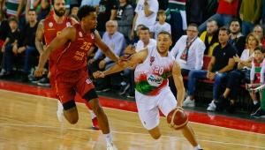 KAF KAF Galatasaray'ı ezdi geçti: 84-55