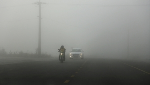 Muğla'da sis etkili oldu