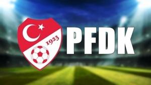 PFDK'dan birçok kulübe para cezası