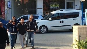 Seferihisar'da 2 hırsızlık zanlısı tutuklandı