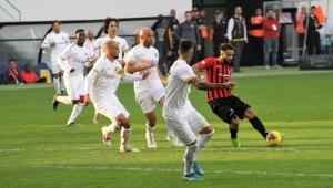 Süper Lig: Gençlerbirliği: 2 - İstikbal Mobilya Kayserispor: 1