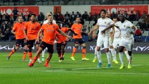 Süper Lig: Medipol Başakşehir: 2 - MKE Ankaragücü: 1