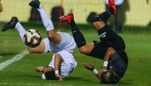 TFF 1. Lig: Altay: 0 - Karagümrük: 1