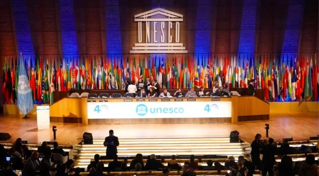 UNESCO 40. Genel Konferansı Paris'te başladı