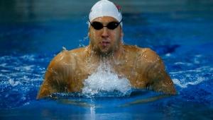 Avrupa ikincisi yüzücü Emre Sakçı'nın yeni hedefi olimpiyatlar