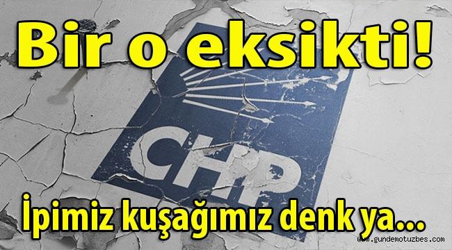 CHP'li başkanlara 'patronluk' talimatı
