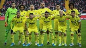 Fenerbahçe, deplasmanlarda kayboldu