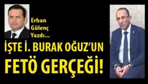 Görevden alınan Urla Belediye Başkanı Burak Oğuz hangi FETÖ'cülerle irtibat kurdu?