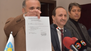 """İncirliova Belediye Başkanı Kaya: """"Pehlivan'ı alkışlayanlar da istifa etsin"""""""