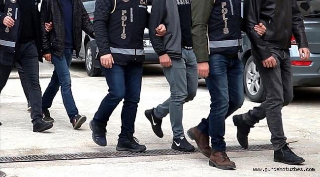 İzmir'de FETÖ'nün hücre evlerine yönelik operasyon