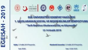 İzmir'de uluslararası göç ve göçmenlik konuşulacak