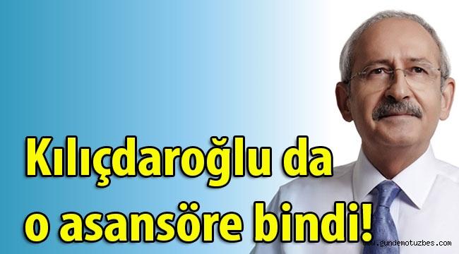 Kılıçdaroğlu da o asansöre bindi! CHP'li vekillerin iş bağlama skandalı büyüyor