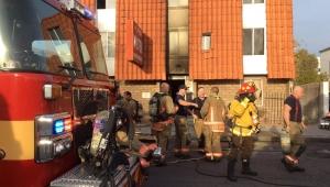 Las Vegas'da motelde yangın: 6 ölü, 13 yaralı