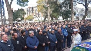 Menemenspor'u 1. lige taşıyan Aydın Şahin vefat etti