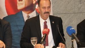 MHP'li Osmanağaoğlu'ndan Soyer'e borçlanma eleştirisi