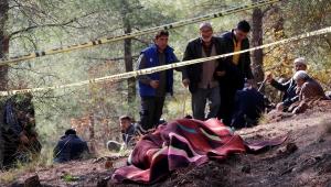 Muğla'da kayıp olarak aranan kişinin cesedi ormanda bulundu