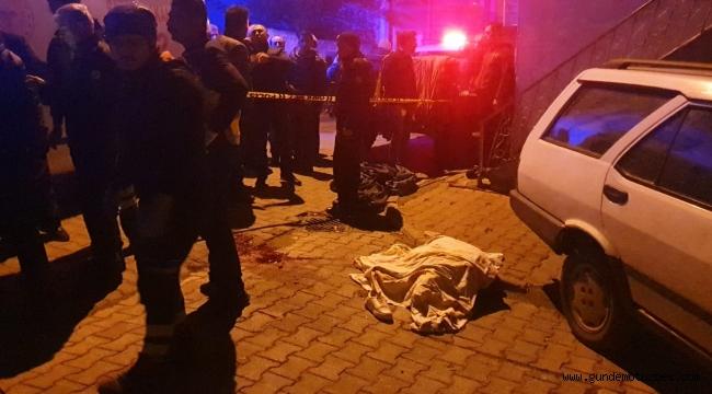 Otomobil karşı yönden gelen motosiklete çarptı... Aracın altında kalan kadın 700 metre sürüklendi