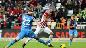 Süper Lig: Antalyaspor: 1 - Trabzonspor: 3