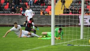 Süper Lig: Gaziantep FK: 3 - Kayserispor: 0