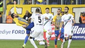Süper Lig: MKE Ankaragücü: 2 - Yukatel Denizlispor: 2