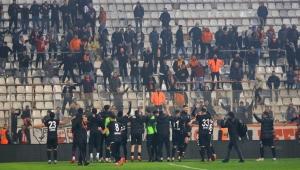 TFF 1. Lig: Adanaspor: 2 - Fatih Karagümrük: 0