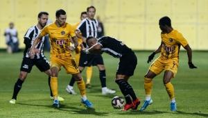 TFF 1. Lig: Altay: 1 - Eskişehirspor: 1