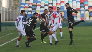 TFF 1. Lig: Altınordu: 1 - Adanaspor: 0