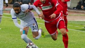 TFF 1. Lig: Boluspor: 2 - Ekol Göz Menemenspor: 2