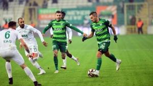 TFF 1. Lig: Bursaspor: 2 - Giresunspor: 3