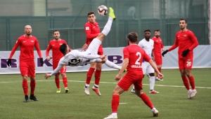TFF 1. Lig: Keçiörengücü: 1 - Akhisarspor: 0
