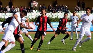 TFF 3. Lig: Muğlaspor:1 Yozğatspor 1959: 1