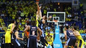 THY Euroleague: Fenerbahçe Beko: 81 - Zenit: 84