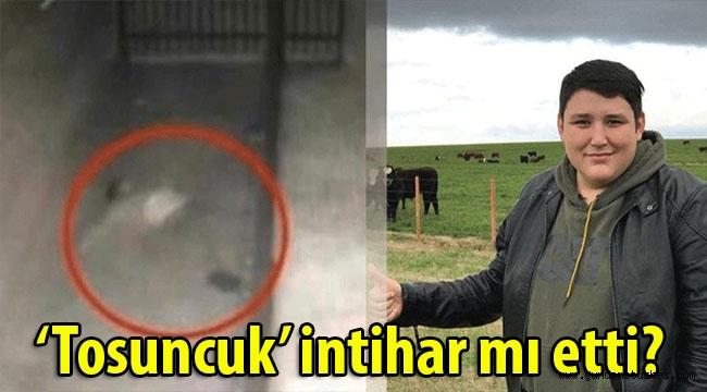 'Tosuncuk' lakaplı Mehmet Aydın intihar mı etti?