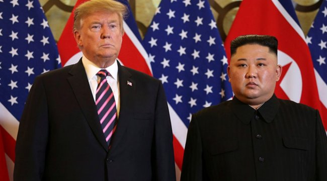 Trump'ın Kim Jong-un'a 'Roket Adam' benzetmesine Kuzey Kore'den misilleme: Bunak
