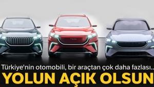 Türkiye'nin otomobili, bir araçtan çok daha fazlası...