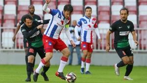 Ziraat Türkiye Kupası: Altınordu: 3 - Yukatel Denizlispor: 5
