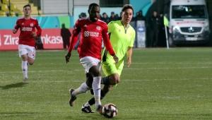 Ziraat Türkiye Kupası: Esenler Erokspor: 0 - Sivasspor: 2