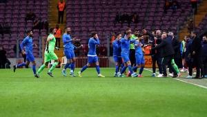 Ziraat Türkiye Kupası: Galatasaray: 0 - Tuzlaspor: 2