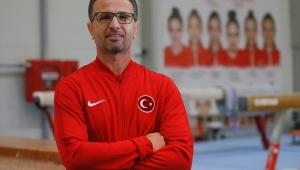 Artistik Cimnastik Milli Takım Antrenörü Yılmaz Göktekin gelecekten umutlu