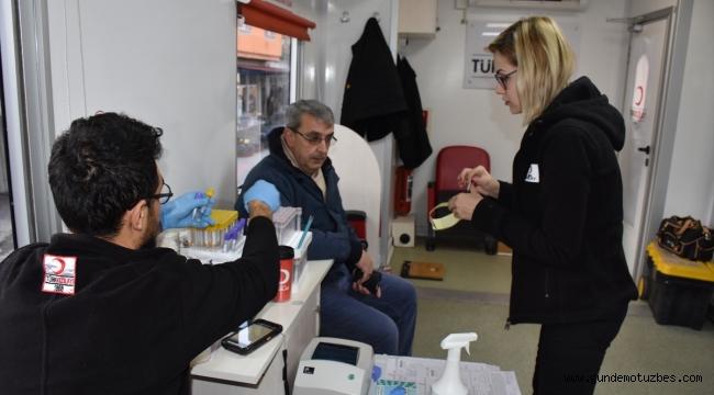 Aydın'da ilik nakli bekleyen Mehmet öğretmen için kampanya düzenlendi