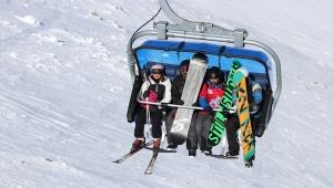 Denizli, Pamukkale'ye gelenleri kayak merkezinde de ağırlayacak