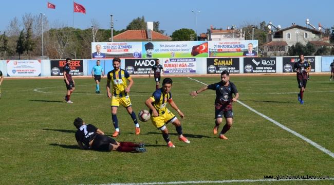 Didimspor, evinden Kuşadası Trabzon'u gole boğdu; 9-1