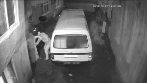 Evli kadını takip edip taciz eden şahıs tutuklandı
